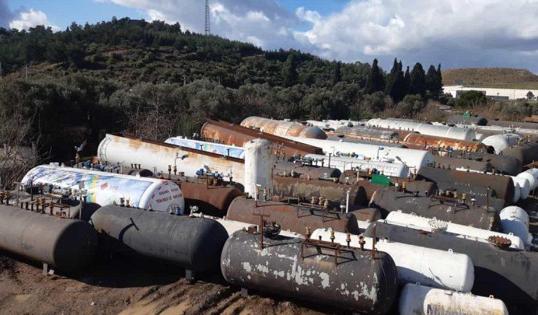 Satılık | 2.EL Akaryakıt ve LPG Tankları